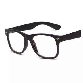 5dc4566c1a Agotado Montura De Lentes O Gafas Tipo WAYAFER para niño - Negro