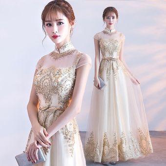 9851fc103 Delgado Vestidos De Fiesta Vestidos Elegantes Largo Vestidos Formales Mujer