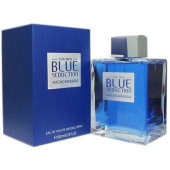 Blue Seduction For Men Antonio Banderas EDT 200ml