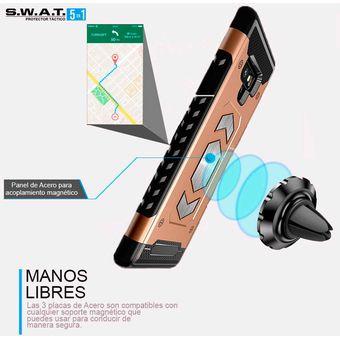 a071f5868ea Compra FUNDA IPHONE XS MAX USO RUDO TARJETERO MAGNETICO TÁCTICA + ...