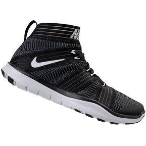 Zapatilla Nike Free Train Virtue Para Hombre - Negro