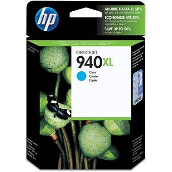 Cartucho HP 940XL-Cian
