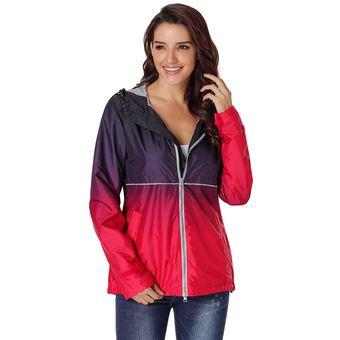 Fashion México Mujer Abrigo Cool Rojo Linio Online Compra qUE0wvw