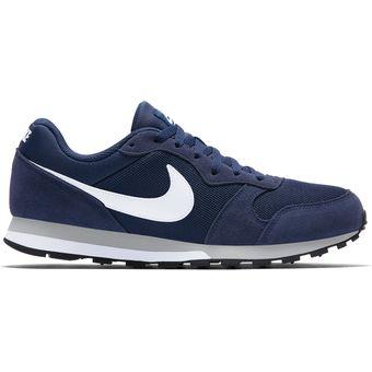Compra Tenis Deportivos Hombre Nike MD Runner 2-Azul online  b3cd3c3a232