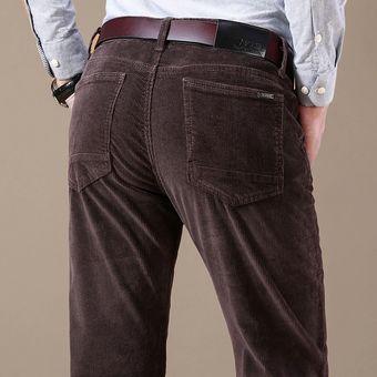 Nuevos Pantalones Informales De Pana Para Hombre Moda De Negocios Color Solido Pantalones Elasticos De Ajuste Regular Hombre Negro Caqui Cafe Azul Marino Chun Brown Linio Peru Ge582fa0s7e9nlpe