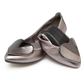998638f1 Gris 61887 Zapatos casuales de moda para mujer