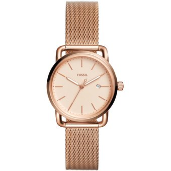 Fossil - Reloj ES4333 The Commuter Three-Hand Date para Mujer 23d37e77ed590