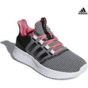 85a5d085 Zapatilla Adidas CF Ultimate Para Dama - Plomo Y Rosa