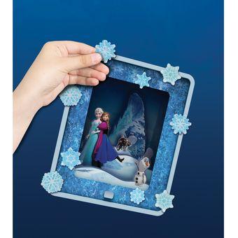 Elsa De Decora Multicolor Olaf Mesa Lampara Frozen Anna Disney Led Buró tCdhrxQs