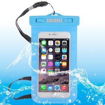 accd2388efe Socoole Wpc-003 Universal Impermeable Bolsa Para El Iphone 6 Y 6s, Samsung  S6