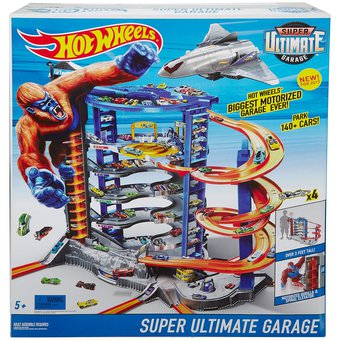 Compra pista para carros super ultimate garage hot wheels - Avion hot wheels ...