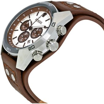 4d3e1474400f Compra Reloj Fossil CH2565 Cronógrafo -Café online
