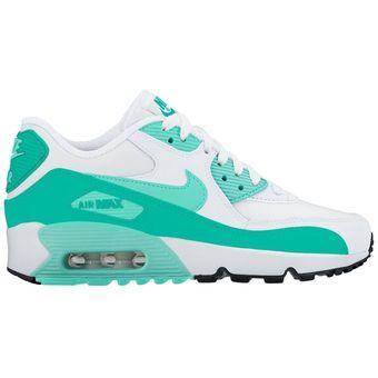 0140421ea Compra Tenis Deportivos Niña Nike Air Max 90-Verde online