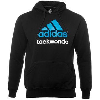 e941e114bbd4a Compra Sudadera Adidas Taekwondo En Algodón Adulto Unisex-Negro ...