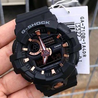 3eb8a4dbb5e8 Compra Reloj Casio G-Shock GA-710B-1A4 Analógico Y Digital Hombre ...