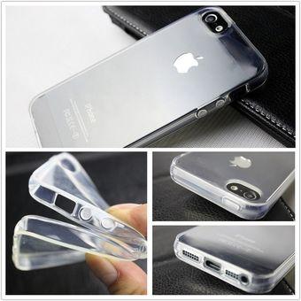 720aa46751c Agotado Funda Crystal Case TPU Transparente Flexible Iphone 4 4s 5 5s 5c SE  iPod Touch 5