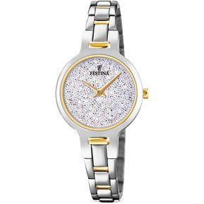 132aef320940 Reloj F20380 1 Plateado Festina Mujer Mademoiselle Festina