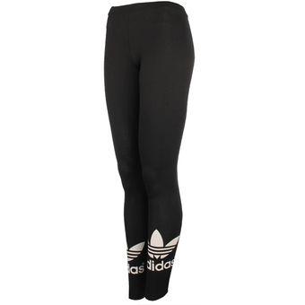 c31f44108130c Compra Pantalón Deportivo de Licra Adidas para Mujer-Negro online ...