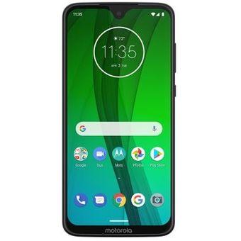 the best attitude 8cb75 37b78 Celular Motorola Moto G7 64GB Blanco