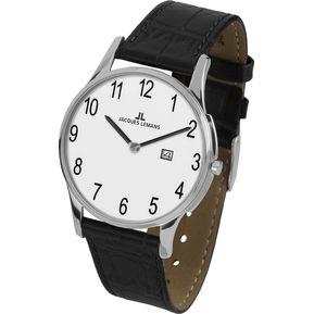 ec42edd9e61e Reloj JACQUES LEMANS 1-1936D London Collection Análogo Multifución-Negro