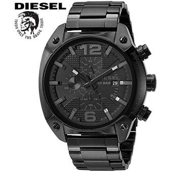 55b8170e8d3d Agotado Reloj Diesel Overflow DZ4223 Cronometro Acero Inoxidable – Negro  Total