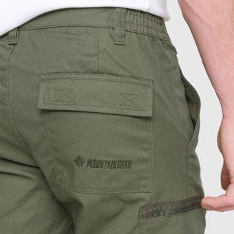 Pantalon Mountain Gear Para Hombre Verde Linio Peru Mo262fa0c4ofalpe