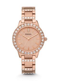 3d4ce2f27fab Compra Reloj FOSSIL ES3020 Oro Rosa Femenino online