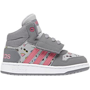 separation shoes 18c81 0d07a Zapatillas Nina Infante Adidas Hoops Mid DB1939