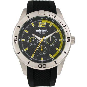 eb0b6e515f41 Compra Reloj Mistral GTE196501-Negro online