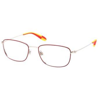 e9d9306f095 Lentes Oftalmicos Ralph Lauren Polo 1131 9001 Metal Plata Rojo Naranja