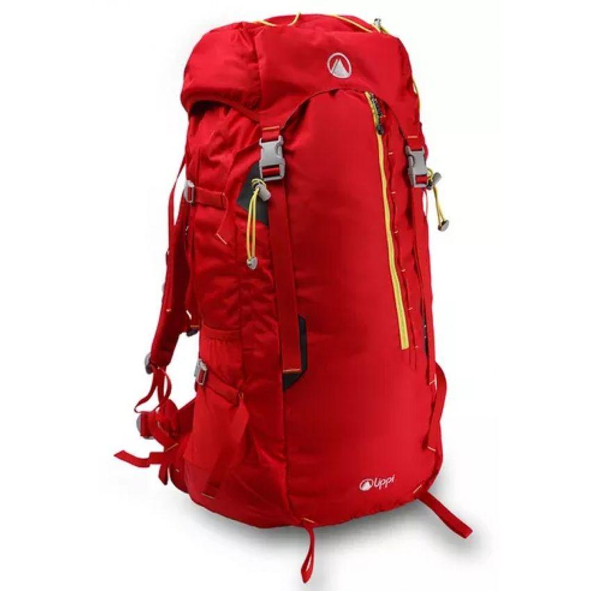 Mochila Camping Roca 60 Litros Backpack Rojo