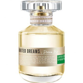 Dream Big 80ml FEM EDT - Benetton perfumes más elegidos
