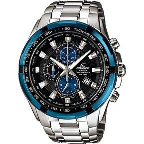 75738b4abcde Reloj Casio Edifice EF-539D-1A2V Correa Acero Inoxidable Para Hombre