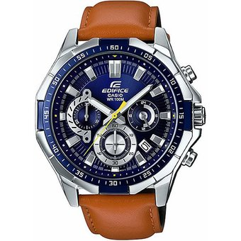 7be8db59931f Compra Reloj Casio Edifice Cronógrafo EFR-554L-2AV Analógico Hombre ...