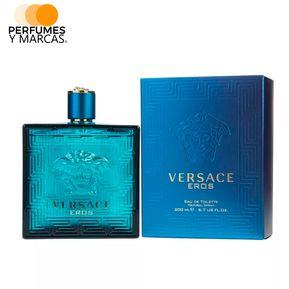 1c2008f0c Perfume Eros De Versace Para Hombre 200 Ml