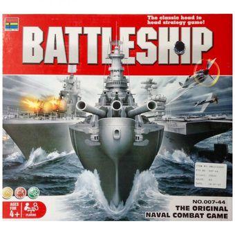 Compra Juego Batalla Naval Para Dos Jugadores Clasico Juego De