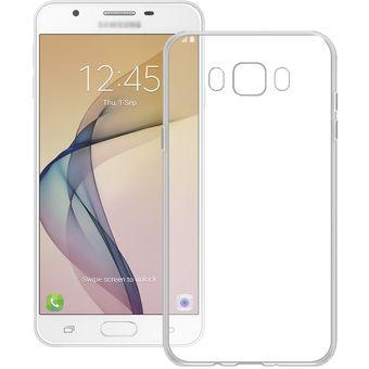 06f047ffac0 Funda Para Samsung G610 Galaxy J7 Prime Silicon TPU - Transparente