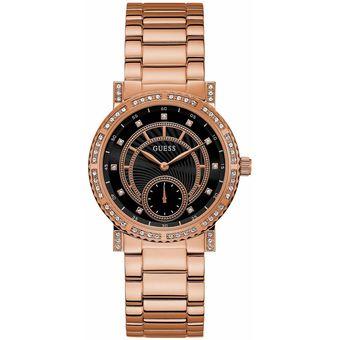 Compra Reloj GUESS Constellation W1006L2 Cobrizo Para Mujer online ... f5c60d580a03