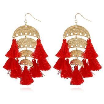 86139d23caac Compra Aretes De Moda Para Las Mujeres Señora De Accesorios Un Par ...