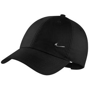 92c549f1ce1cf Gorra Nike Metal Swoosh H86-Negro