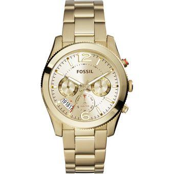 b7ba5757e1b3 Compra Reloj Fossil ES3884 Mujer-Dorado online
