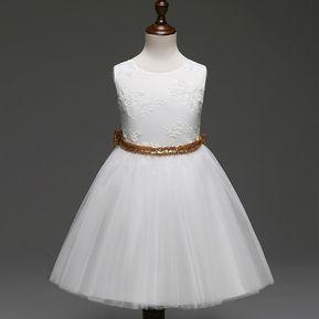 14dbaa4b1 Vestidos Infantiles Para Niñas Vestido De Fiesta Para Niños