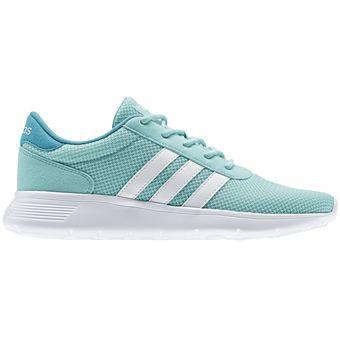 946c6eb33a7 Compra Zapatillas Adidas Para Mujer-Verde BB9836 (5-8) LITE RACER ...