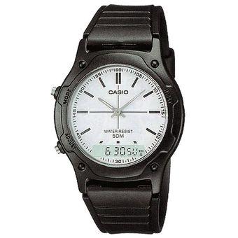 80d44913e8cd Compra Reloj Casio AW-49HE-7EV Negro Hombre online