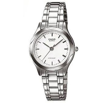 Reloj Casio LTP1275D-7A-Plata SALEbration