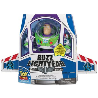Agotado BUZZ LIGHTYEAR TOY STORY INTERACTIVO THINKING TOY - MULTICOLOR b978d371f40