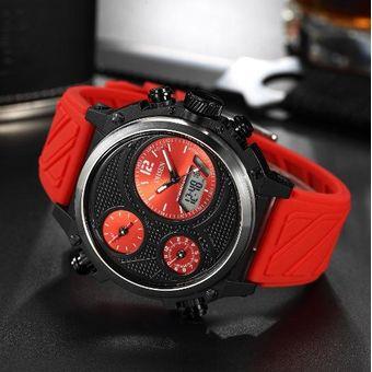 Compra Reloj Impermeable Para Deportes Al Aire Libre Para Hombres ... 03ec2a041a31