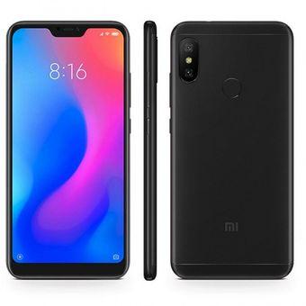 Xiaomi Note 6 Pro 64GB - Negro teléfono smartphone linio smartphones 2019