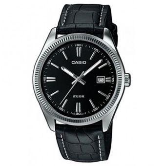 c66d043bd597 Agotado Reloj Casio Mujer LTP-1302L-1A Análogo Indicador De Fecha Pulso  Cuero
