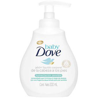 Pa/ño y toallita facial Dove Total: 200 Unidades Sensitive - 4 de 50 Unidades